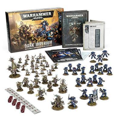 Warhammer 40k 40,000 Dark Imperium Box Set 8th Edition GAW 40-01-60