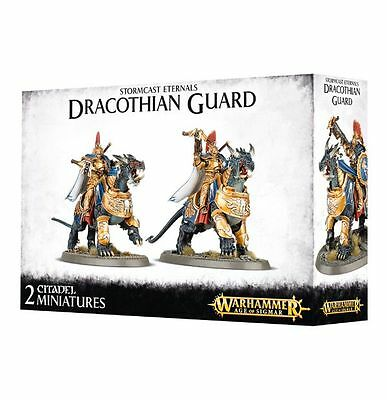 Warhammer Age of Sigmar Stormcast Eternals Lord-Celestant Dracothian Guard