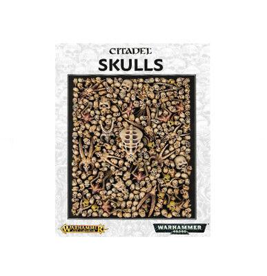 Warhammer 40K / AoS - Citadel Skulls- Brand New in Box! - 64-29