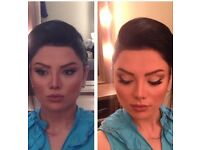 Mobile makeup artist & beautician &hair up