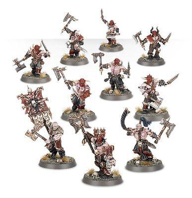 Warhammer Age of Sigmar Khorne Bloodreavers x20