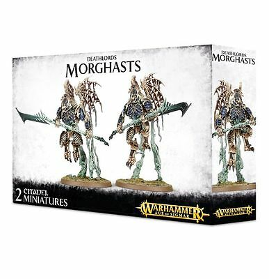 Deathlords Morghast Harbingers Archai Undead Death Warhammer Age of Sigmar NEW