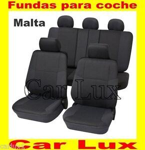 Fundas para asientos autos forros asientos de coche para nissan malta ebay - Fundas para auto ...