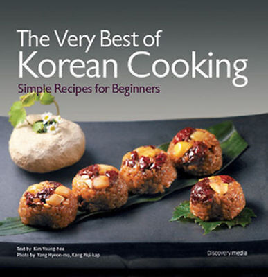 The Very Best of Korean Cooking Easy Simple Recipes for Beginners by English