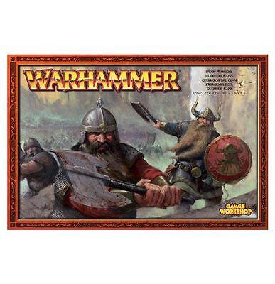 Warhammer: Age of Sigmar: Dwarf warriors (84-06)