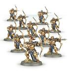 Stormcast Eternals Judicators met 10 (!) Miniatures