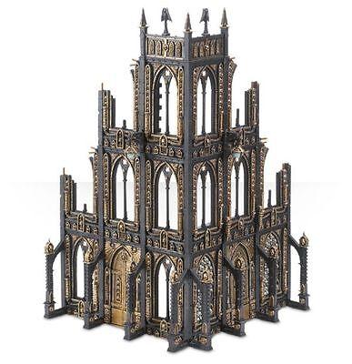 Basilica Administratum Ruins-Scenery Games Workshop Warhammer 40K -LAST Terrain!