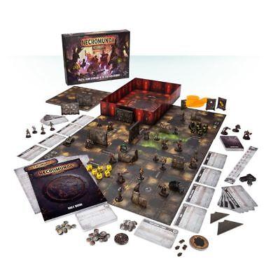 Necromunda: Underhive the game NIB