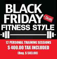 Black Friday Fitness Style