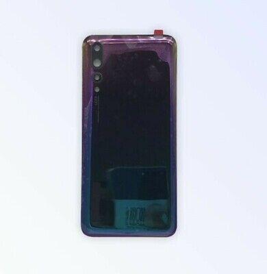 Tapa Trasera Para Huawei P20 Pro Con Lente De camara Color Morado...