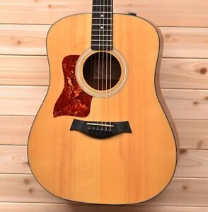 Taylor 110 Left Handed Acoustic with Taylor Case