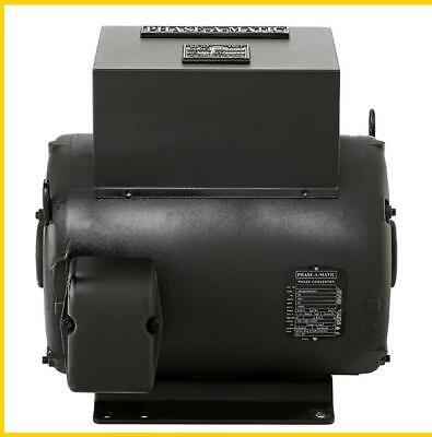 Rh-20 20 Hp - 460 Vac - Phase-a-matic Rotary Phase Converter