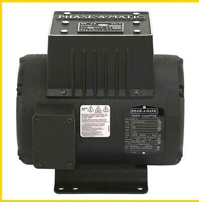 Rh-5 3 Hp - 460 Vac - Phase-a-matic Rotary Phase Converter