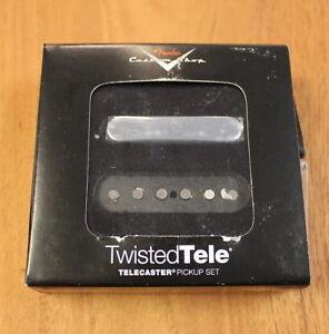 Fender Custom Shop Twisted Telecaster Pickup Set -  Price Drop