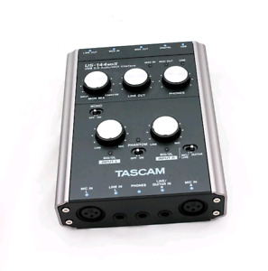 Tascam US-144MKII - USB Audio Interface