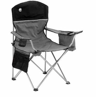 New Camping Chair Coleman Cooler Quad backpack portable outdoor seat travel