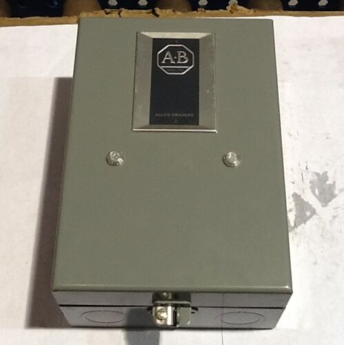 Allen Bradley 709-CAA AC Automatic Starter (Enclosure Only)