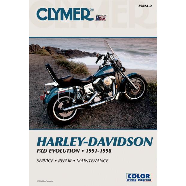 1996 fxds wiring diagram wiring diagrams one 1996 FXD Dyna Super Glide clymer m424 2 repair manual ebay 1996 harley davidson super glide trike 1996 fxds wiring diagram