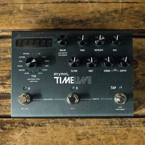Strymon Timeline - Amazing Condition + Other Pedals