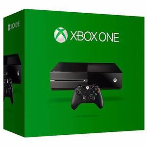 XBOX 500 gb & 4 games Fortitude Valley Brisbane North East Preview