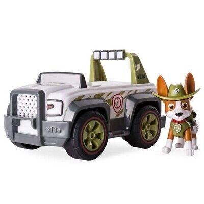 Paw Patrol Tracker Jungle Cruiser Rescue Toy Vehicle Figure Kids Children (Paw Patrol Jungle Rescue Trackers Jungle Cruiser)