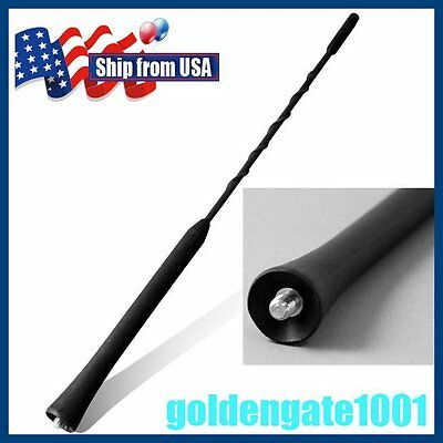 "US 11"" Roof Mast Whip Radio Aerial Amplify Fuba Antenna For Mazda 3 5 6 Miata"