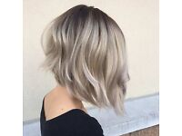 FREE WOMENS GRADUATED BOB HAIRCUT AT JONES&PAYNE