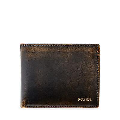 79c4895e3d8 NEW Coach Signature Compact ID PVC Men Wallet Various Color F74993 ...