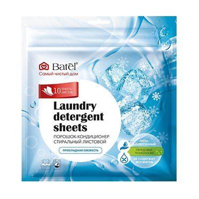 Laundry Detergent Sheets-10pcs