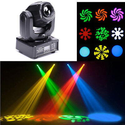 60W Bühnenbeleuchtung RGBW Moving Head Lighting Gobo Disco Party KTV Spot light