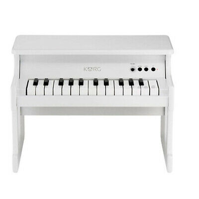Korg TinyPiano Digital Toy Piano White, mini piano for sale  Shipping to South Africa