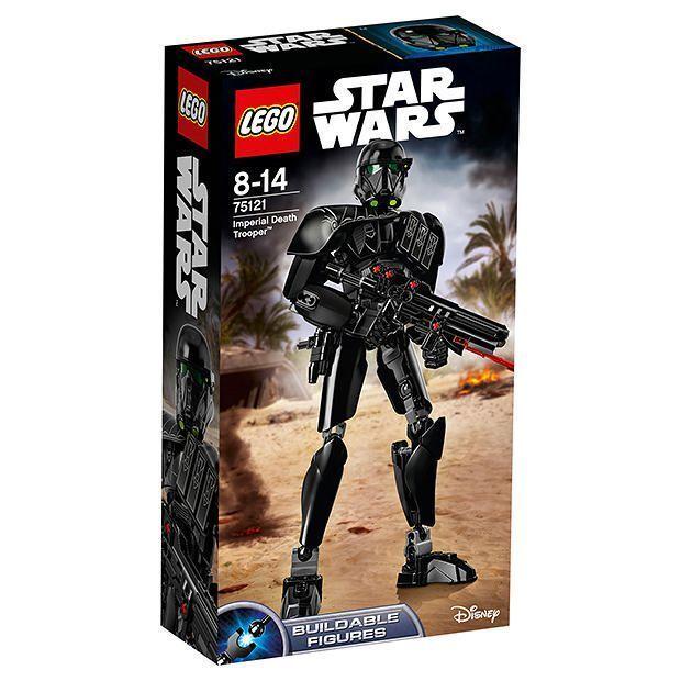 NEW LEGO Star Wars™ Imperial Death Trooper™ 75121