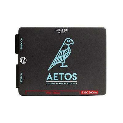 NEW! Walrus Audio Aetos 120V (8-output) Power Supply
