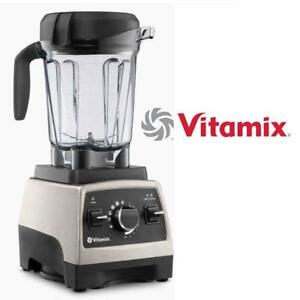 NEW VITAMIX PROFESSIONAL BLENDER VM0158A 196072130 HERITAGE PRO 750 STAINLESS STEEL