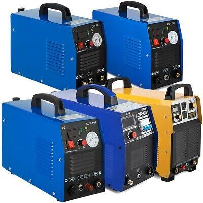 50-100amp Air Plasma Cutter Pro. Inverter Plasma Cutting Machine Cut 10-40mm