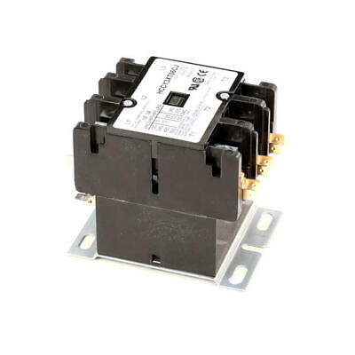 Wilbur Curtis Wc-431 Contactor 120v 60a 3p Dp - Free Shipping Genuine Oem