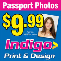 Canadian Passport Photos - $9.99 - Brampton & Mississauga Area