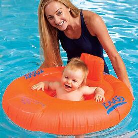 Zoggs baby swim/trainer seat (3-12months)