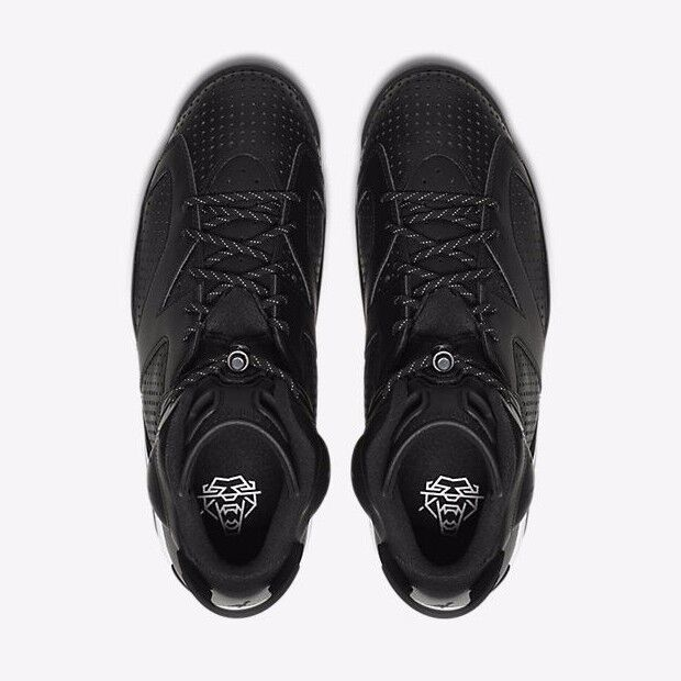 61a4dc78b3c8f4 2016 Nike Air Jordan 6 VI Retro Black Cat Size 15. 384664-020 1