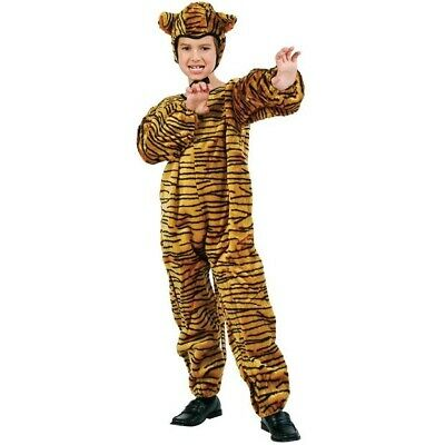Child's Tiger Jumpsuit Costume