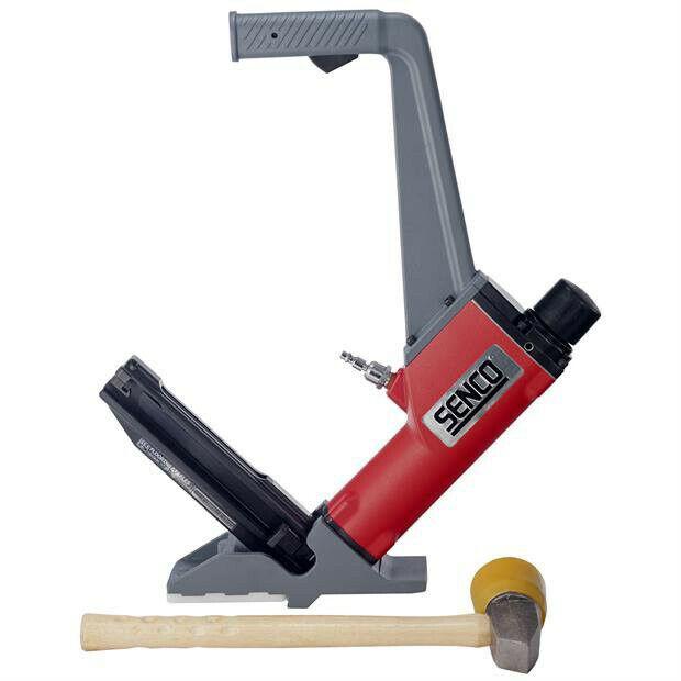 SENCO SHFS200 15.5 Gauge 2 in. Hardwood Flooring Stapler 8D0002N New