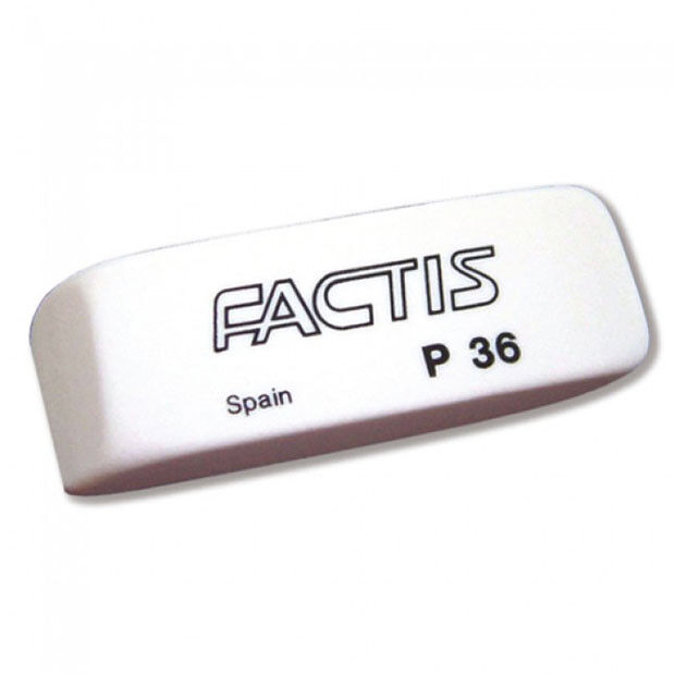 One Factis K20 Putty Eraser Rubber