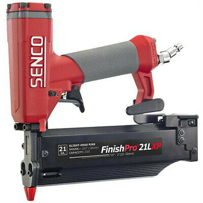 Senco 21lxp Finishpro 2 In. 21 Ga. Straight Strip Pinner 8m0001n New