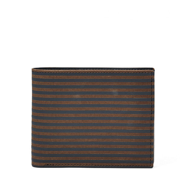39 FOSSIL Avery Large Coin Pocket Bifold Navy  Taille : 34)  43 EU  Baskets Homme tUKOaVjVWG