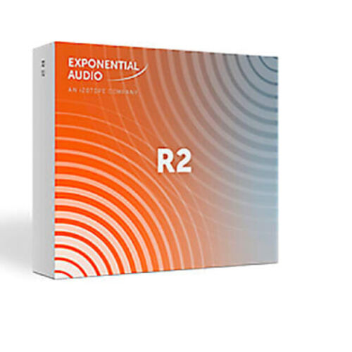 Exponential Audio R2 Reverb plug-in software download