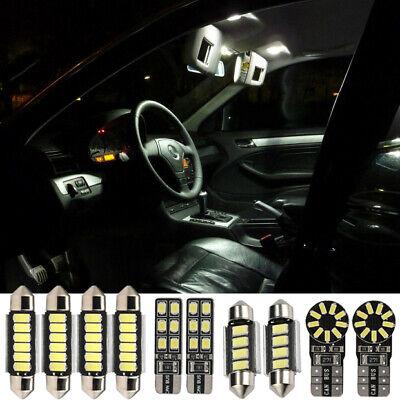 10X SMD LED Innenbeleuchtung Für Mercedes SLK R171 Benz MB Klasse Cabrio Weiss