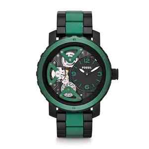 Fossil Green Watch Cambridge Kitchener Area image 1