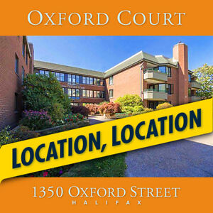 Quiet Spacious 2 bedroom Condo, South End, Oxford St, Halifax