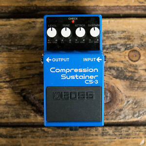 Boss cs-3 Compressor/Sustainer pedal