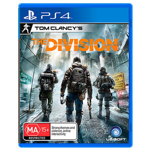 Mint Condition The Division for PS4